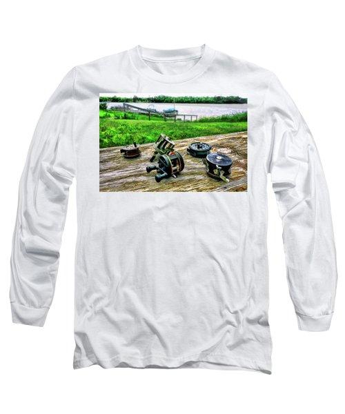 Pretty Fishy Long Sleeve T-Shirt