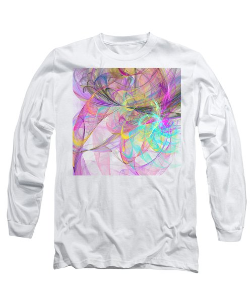 Pretty Long Sleeve T-Shirt