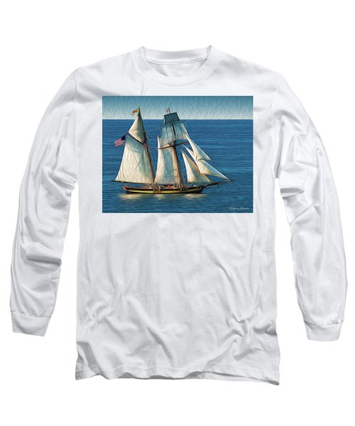 Pride Of Baltimore Long Sleeve T-Shirt