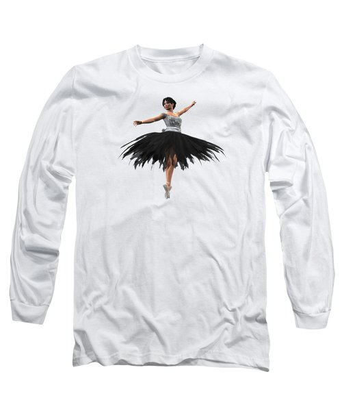 Prima Donna Long Sleeve T-Shirt by Methune Hively