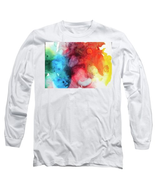 Primary Colors Long Sleeve T-Shirt