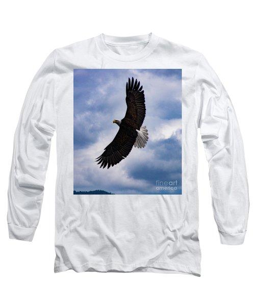 Prince Rupert Soaring Eagle Long Sleeve T-Shirt
