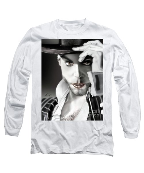 Prince The Eyes Have It 1a Long Sleeve T-Shirt