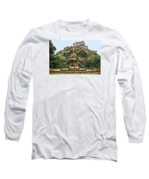 Princes Street Gardens Long Sleeve T-Shirt