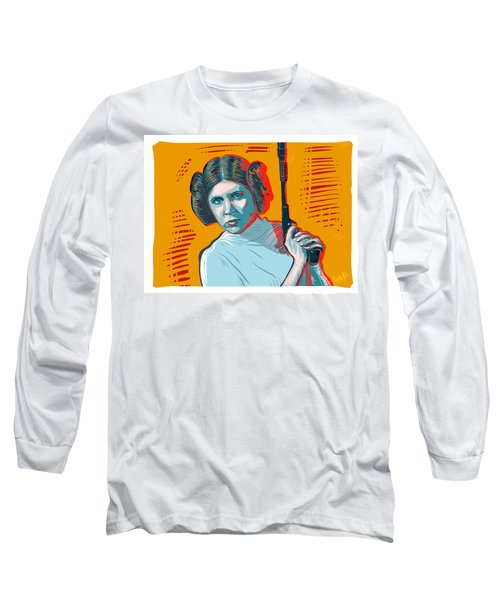 Princess Leia Long Sleeve T-Shirt