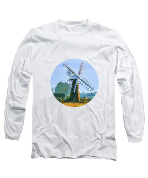 Priory Windmill Long Sleeve T-Shirt