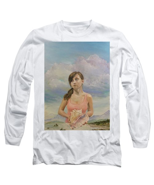 Promethea Long Sleeve T-Shirt