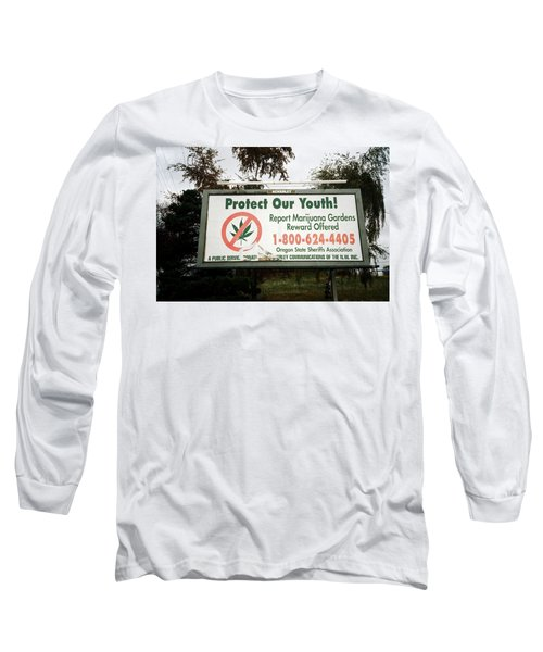 Protect Our Youth Long Sleeve T-Shirt