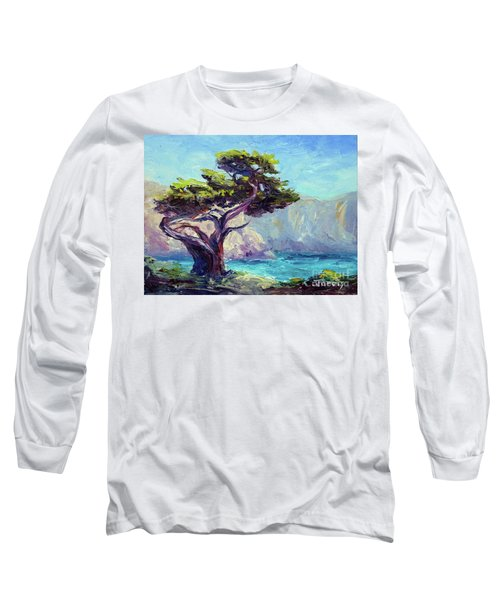Pt. Lobos Beauty Long Sleeve T-Shirt