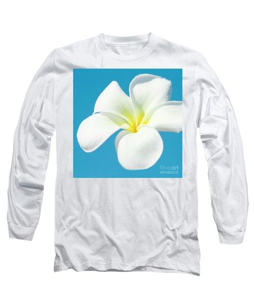 Pua Melia Pakahikahi Long Sleeve T-Shirt by Sharon Mau