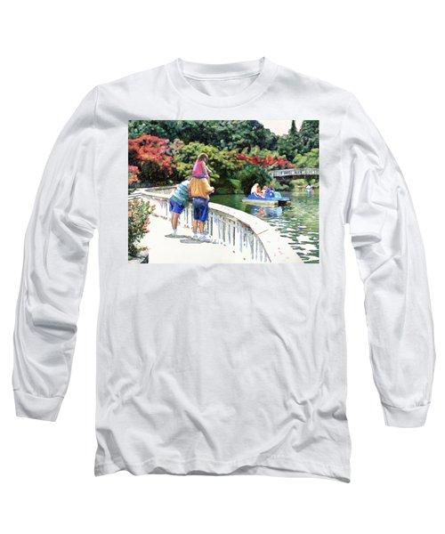 Pullen Park Long Sleeve T-Shirt