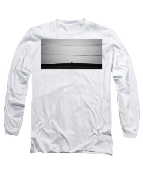 Pump Jack Long Sleeve T-Shirt