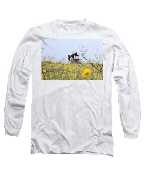 Pumpjack 122 Long Sleeve T-Shirt
