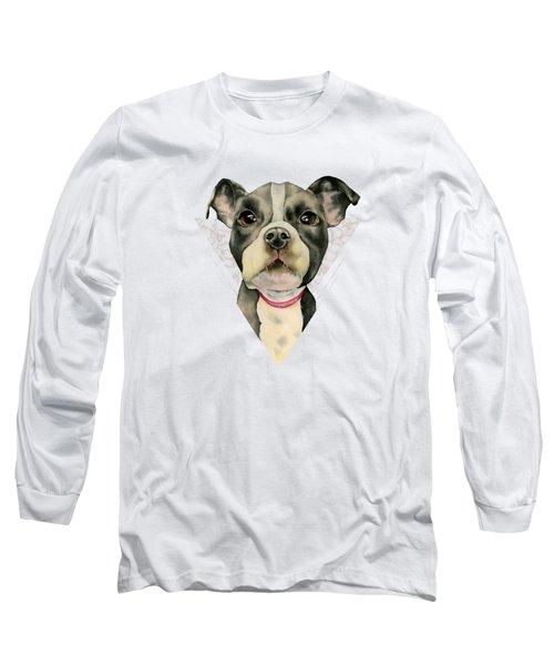 Puppy Eyes 2 Long Sleeve T-Shirt