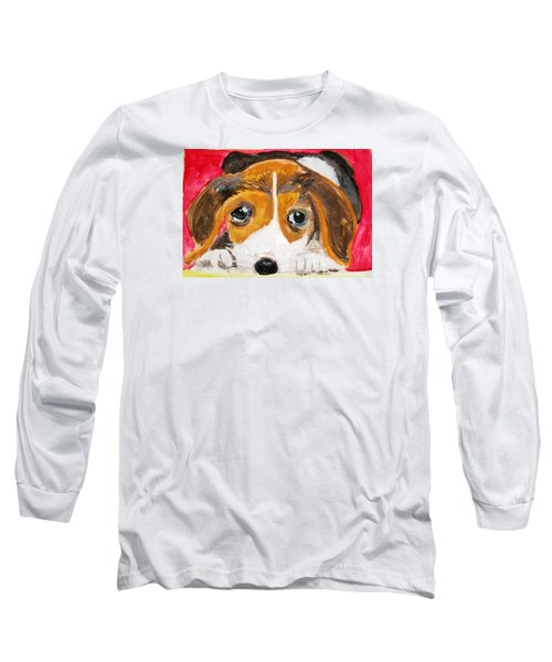 Puppy For Love Long Sleeve T-Shirt