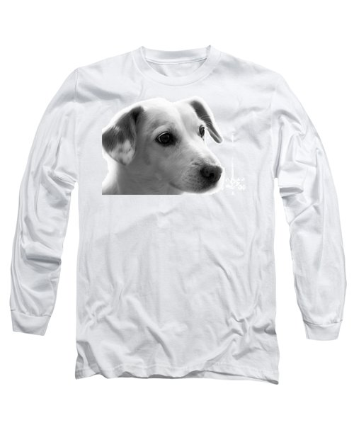 Puppy - Monochrome 4 Long Sleeve T-Shirt