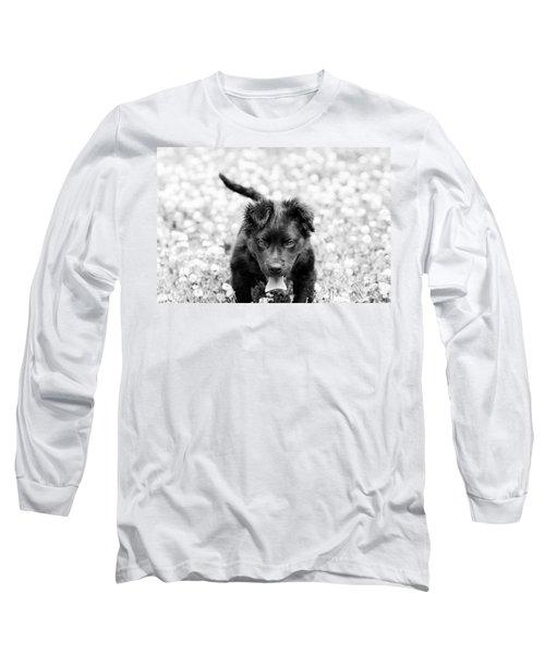 Puppy Play Long Sleeve T-Shirt