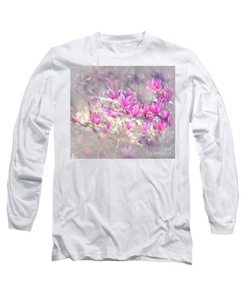 Pure Love Long Sleeve T-Shirt by Agnieszka Mlicka