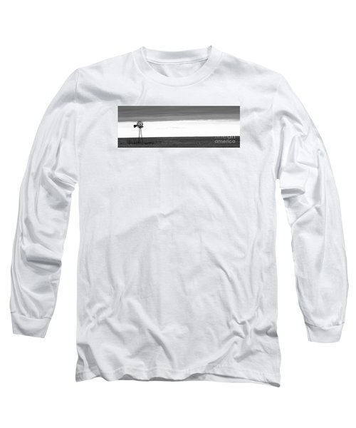 Pure Prairie Windmill Long Sleeve T-Shirt