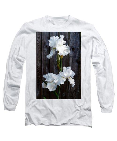 Pureness Long Sleeve T-Shirt by Nick Kloepping