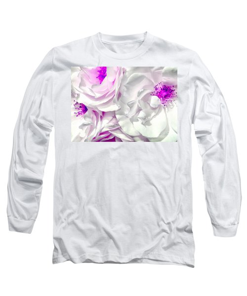 Purple Essence Long Sleeve T-Shirt