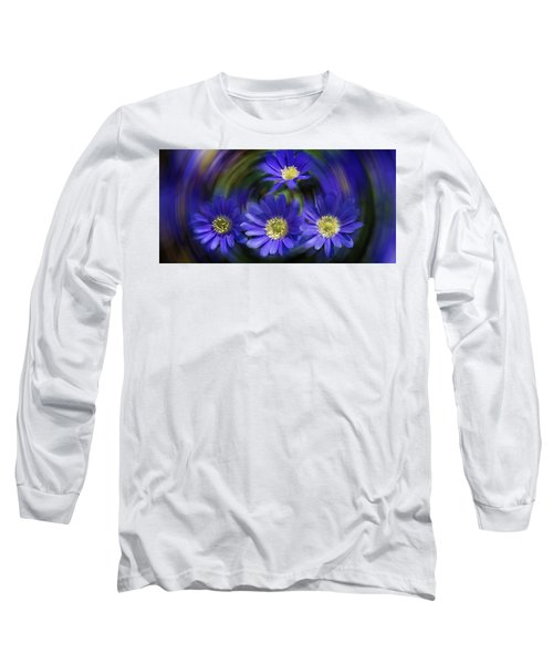 Purple In Nature Long Sleeve T-Shirt