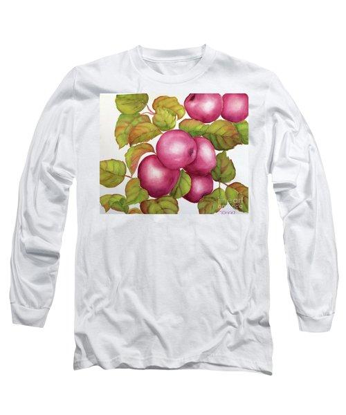 Purple Variety Long Sleeve T-Shirt