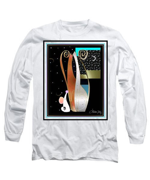Purry Purry Night Long Sleeve T-Shirt