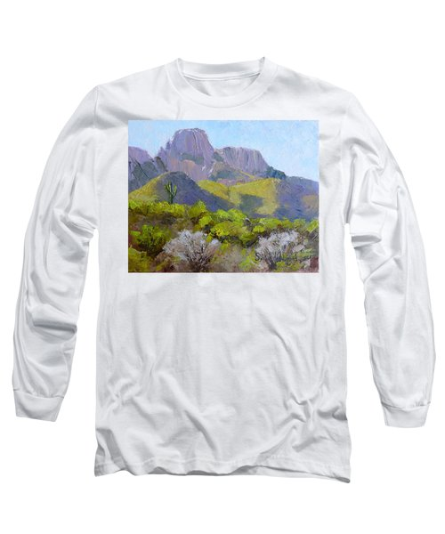 Pusch Ridge II Long Sleeve T-Shirt