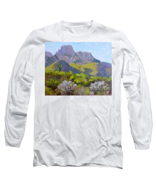 Pusch Ridge II Long Sleeve T-Shirt