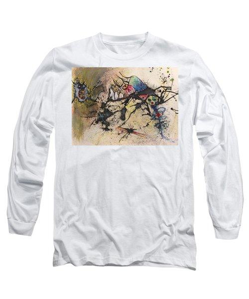 Push Long Sleeve T-Shirt