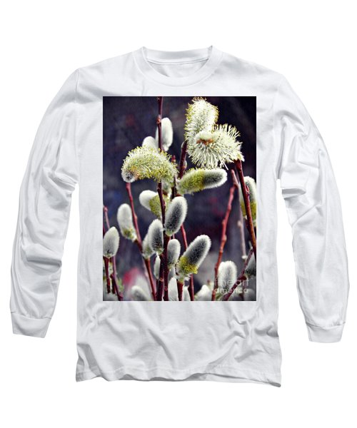 Pussy Willow Spring  Long Sleeve T-Shirt