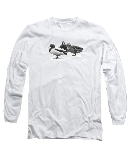 Quackers Long Sleeve T-Shirt