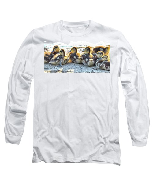 Quacklings Long Sleeve T-Shirt