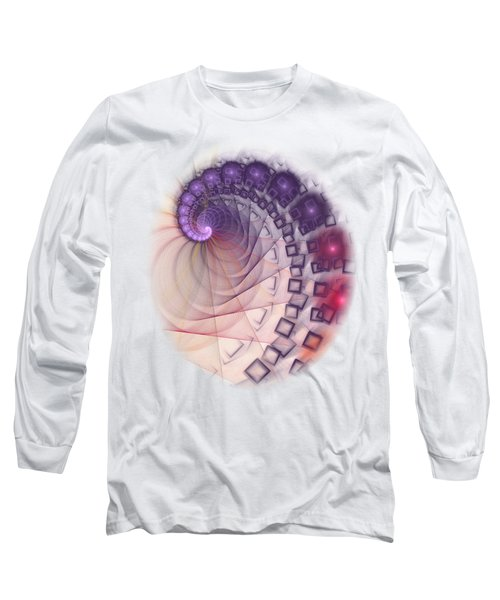 Quantum Gravity Long Sleeve T-Shirt