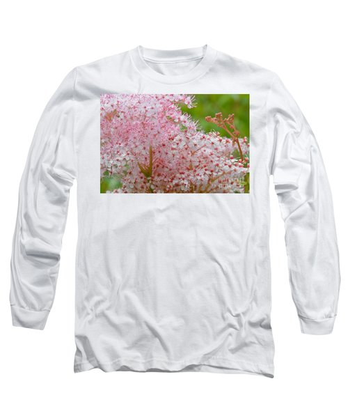 Queen Of The Prairie Nature Art Long Sleeve T-Shirt