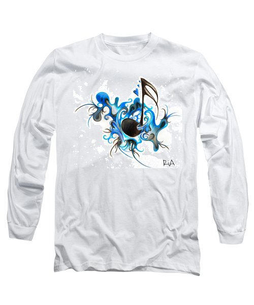 Quenched By Music Long Sleeve T-Shirt