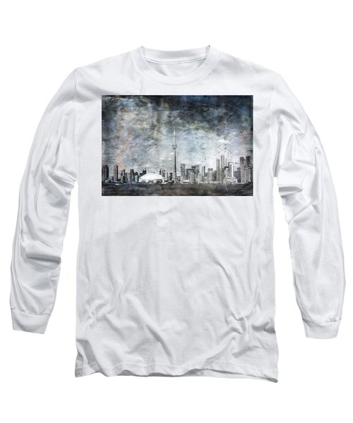 Quiet Sky Long Sleeve T-Shirt