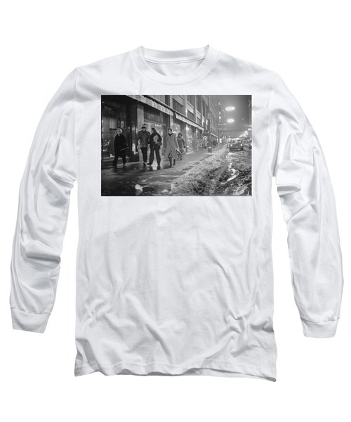 Quitting Time For Daytons Staff Long Sleeve T-Shirt