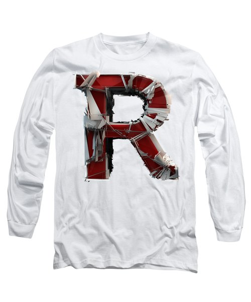 R Is Rock N Roll Long Sleeve T-Shirt