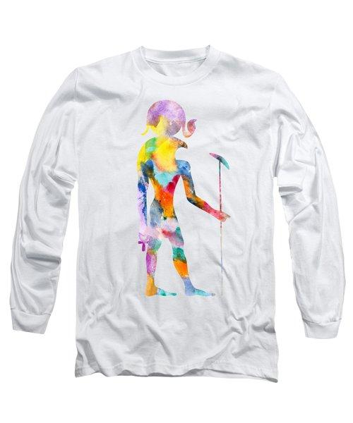 Ra - God Of Ancient Egypt Long Sleeve T-Shirt