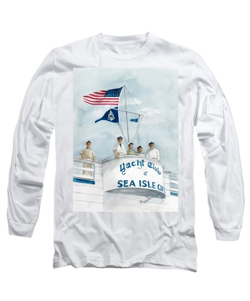 Race Committee  Long Sleeve T-Shirt