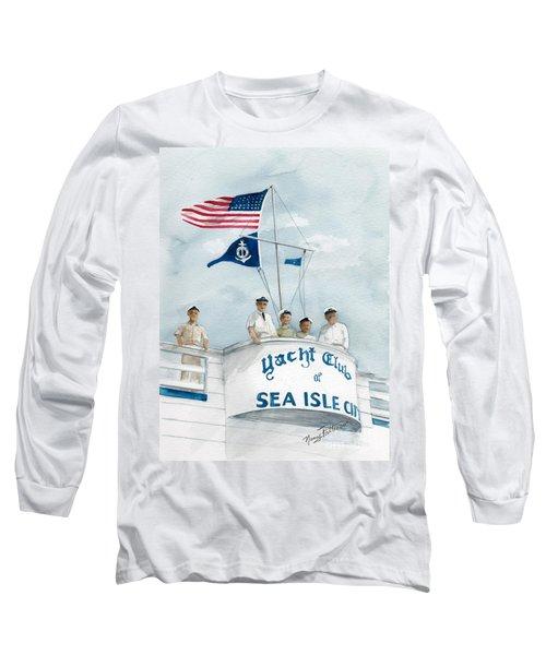 Race Committee  Long Sleeve T-Shirt