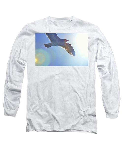 Racing The Sun Long Sleeve T-Shirt