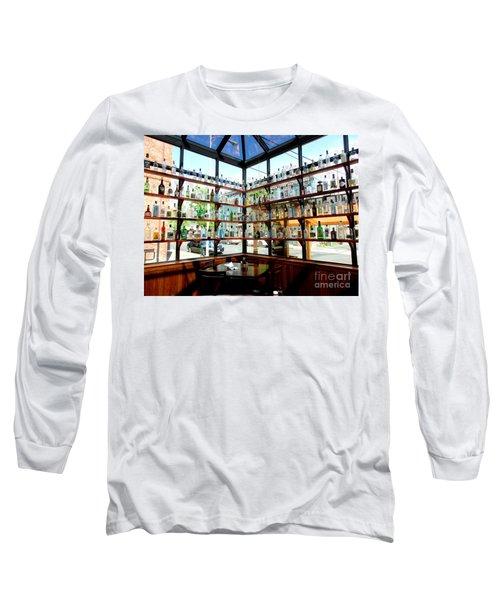 Rack Em Up Long Sleeve T-Shirt by Marie Neder