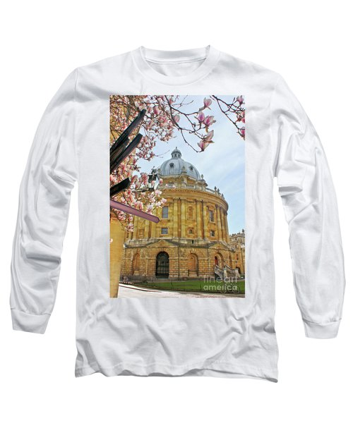 Radcliffe Camera Bodleian Library Oxford  Long Sleeve T-Shirt