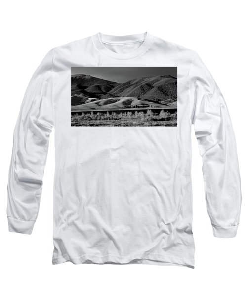 Radiant Long Sleeve T-Shirt by Brian Duram