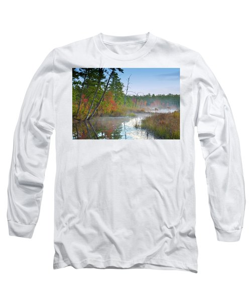 Radiant Morning Long Sleeve T-Shirt