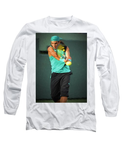 Rafael Nadal Long Sleeve T-Shirt