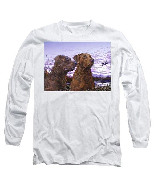 Ragen And Sady Long Sleeve T-Shirt